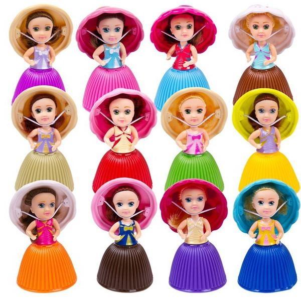 Кукла-кекс Mini Cupcake Surprise в ассортименте