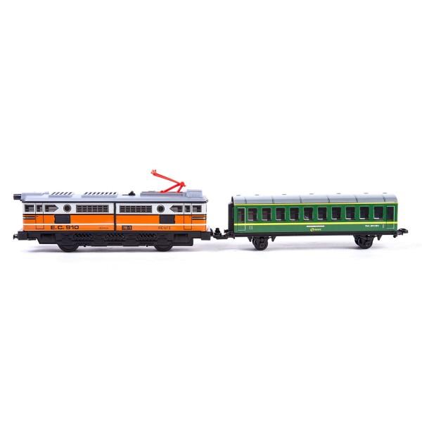 Игрушка Поезд пассажирский классический