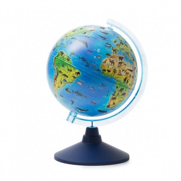 Глобус Зоогеографический (Детский) Ке012100207 GLOBEN