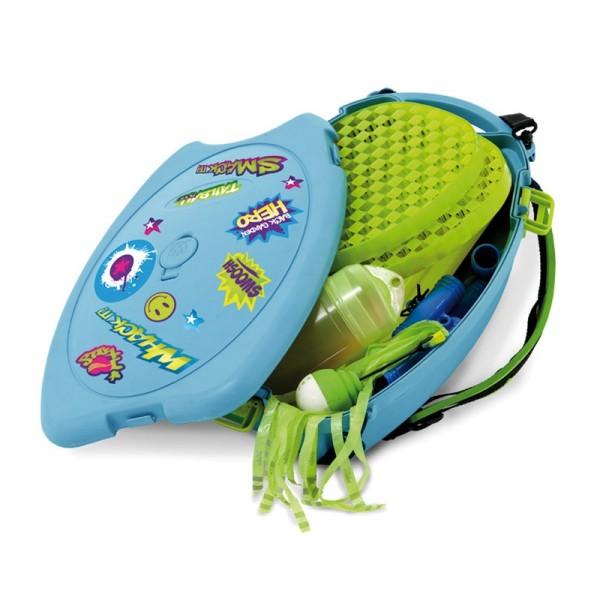 Набор для бадминтона в рюкзаке Tailball Backpack Attack 7263 MOOKIE