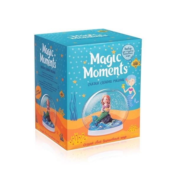 Набор для творчества Волшебный шар Русалка mm-20 MAGIC MOMENTS