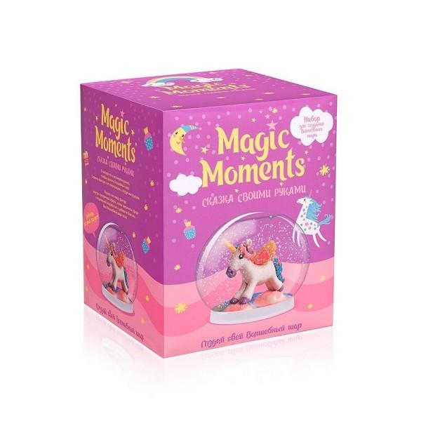 Набор для творчества Волшебный шар Единорог, mm-21 MAGIC MOMENTS