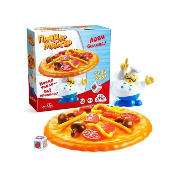 Настольная игра Пицца-мастер 4272 ORIGAMI