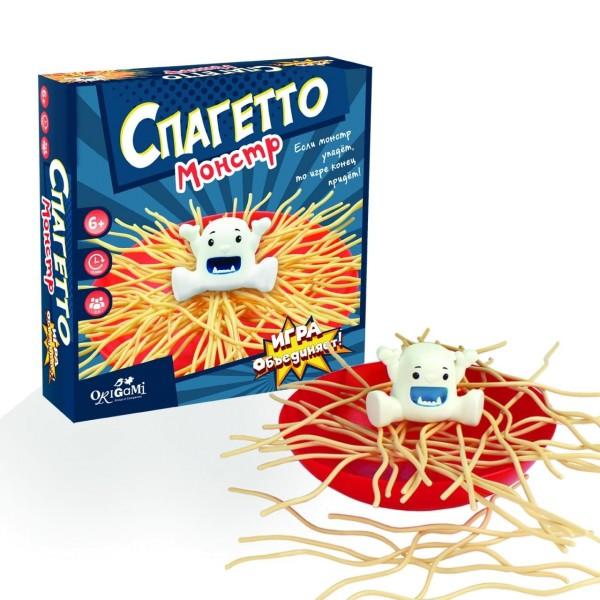 Настольная игра Спагетто монстр 4273 ORIGAMI