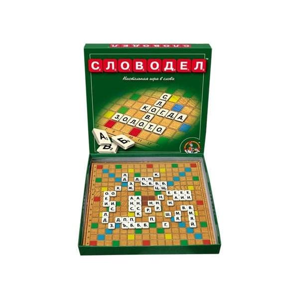 Настольная игра Словодел 00309 Десятое королевство