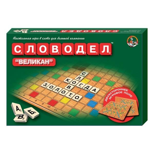 Настольная игра Словодел Великан 01078 ДЕСЯТОЕ КОРОЛЕВСТВО