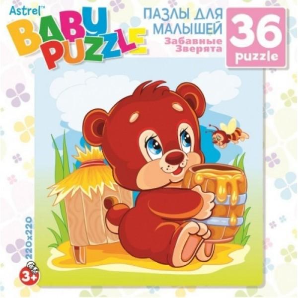 Пазл Медвежонок, 6264 Origami