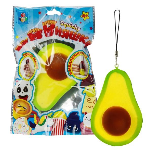 Сквиш антистресс мммняшка, авокадо, Т12480 1Toy