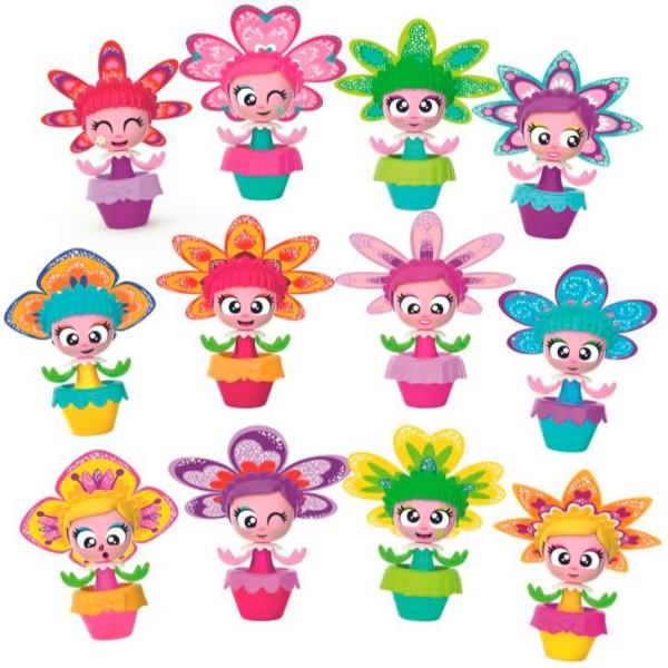 ЦВЕТУЛИ Игровой набор для выращивания цветов T15833 1Toy