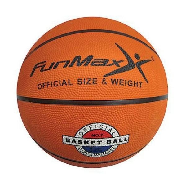 Баскетбольный  мяч 18см СТ85044 FunMax