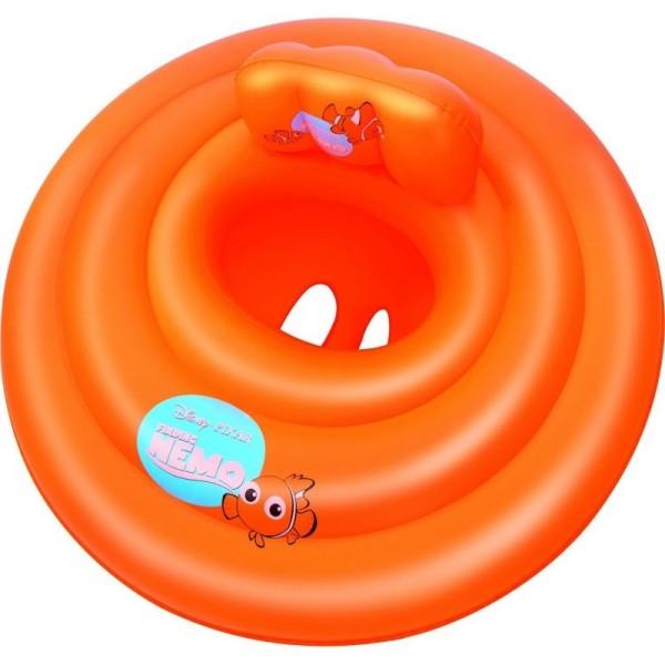 Детский круг с сиденьем и спинкой В поисках Немо 91101in Bestway