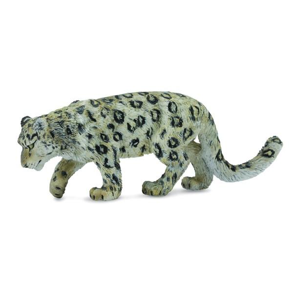 Фигурка Снежный леопард XL 88496b Gulliver