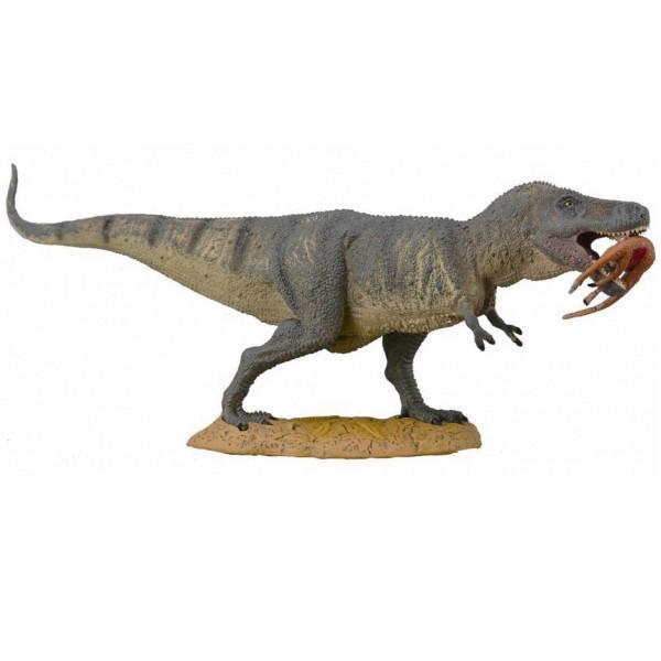Фигурка Тиранозавр Рекс с добычей XL 88573b Gulliver