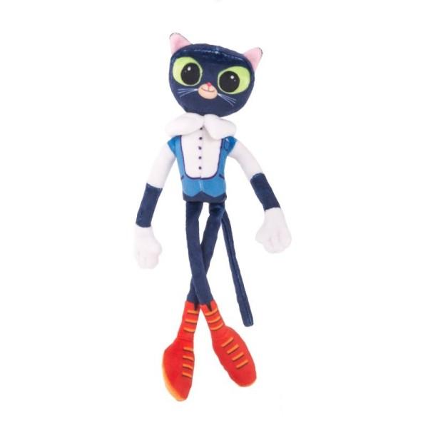 Мягкая игрушка Кот Ученый, FPP001 Сказочный патруль
