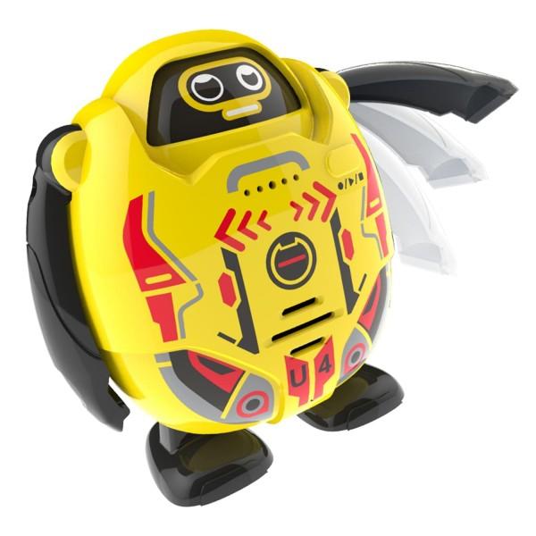Игрушка Робот Токибот желтый, 88535S-4 Silverlit