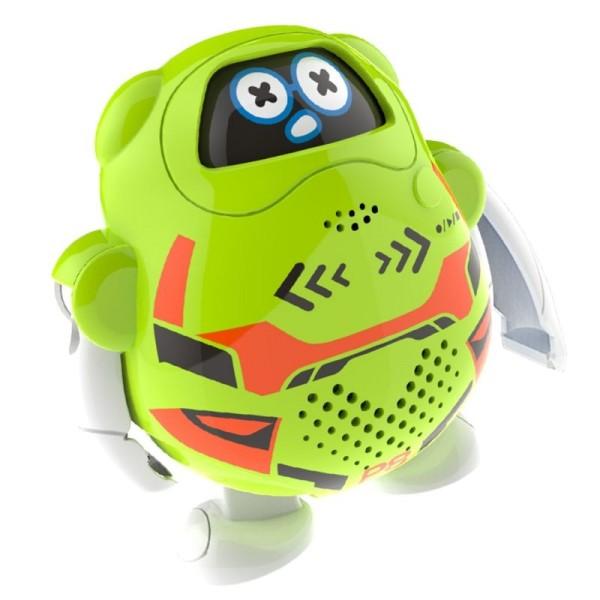 Игрушка Робот Токибот зеленый, 88535S-6 Silverlit
