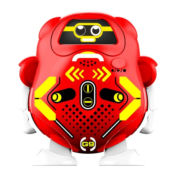 Игрушка Робот Токибот красный, 88535S-1 Silverlit