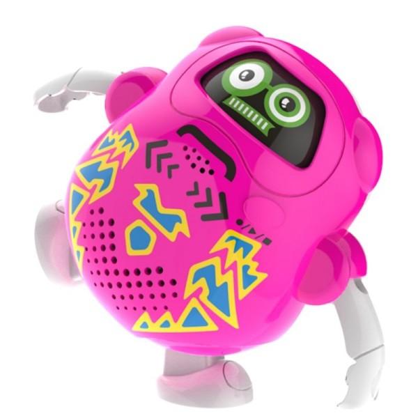 Игрушка Робот Токибот розовый, 88535S-5 Silverlit
