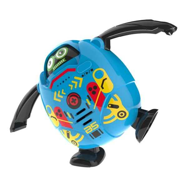 Игрушка Робот Токибот синий, 88535S-2 Silverlit