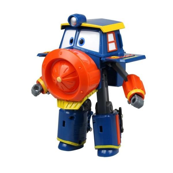 Игрушка Трансформер Robot Trains Виктор, 80168RT Silverlit