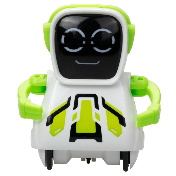 Робот Покибот зеленый, 88529-11 Silverlit