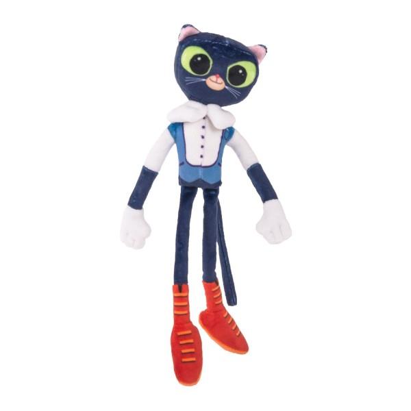 Мягкая игрушка Кот Ученый, FPP002 Сказочный патруль