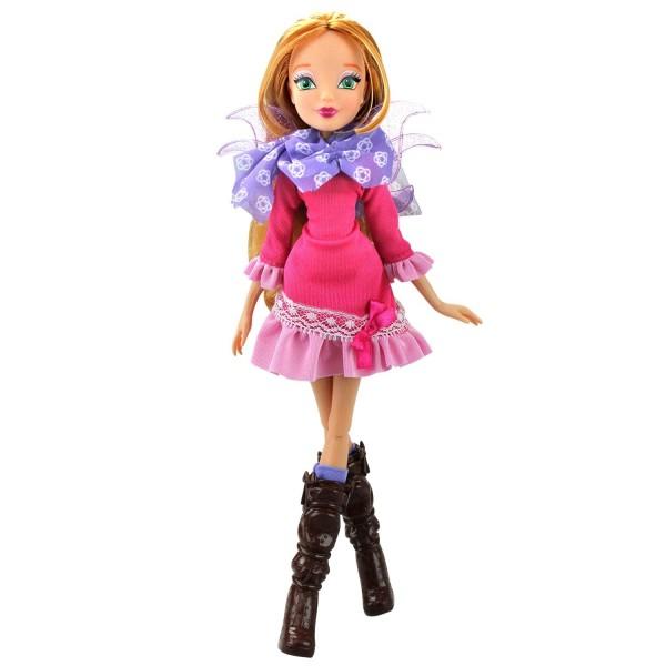 Кукла Winx Club Гламурные подружки, Флора, IW01711802 Winx