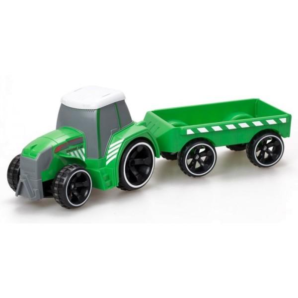 Трактор Tooko на ИК, с прицепом , 81490 Silverlit
