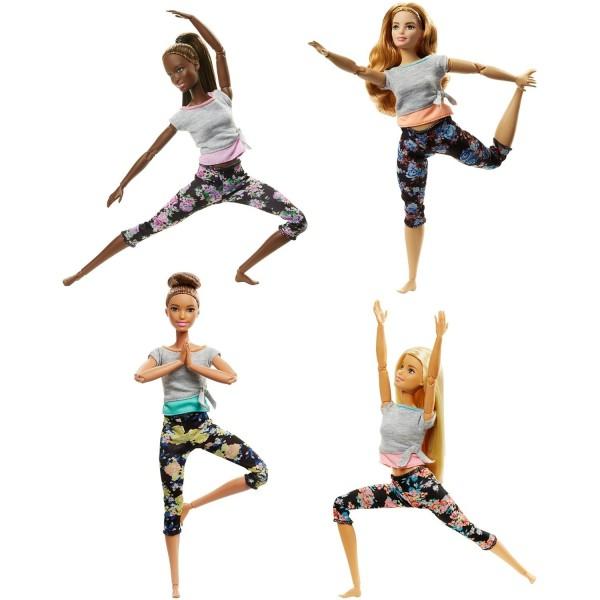 Кукла Barbie Безграничные движения , FTG80 Mattel
