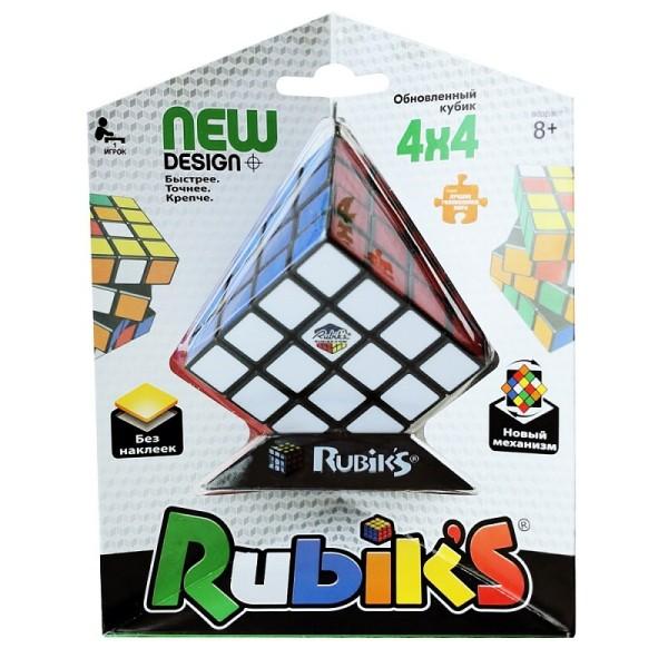 Головоломка  Кубик рубика 4х4 без наклеек КР5012m РУБИКС