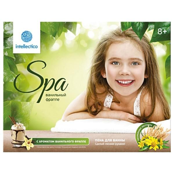 Набор  Пена для ванны Ванильный фраппе 764m Intellectico