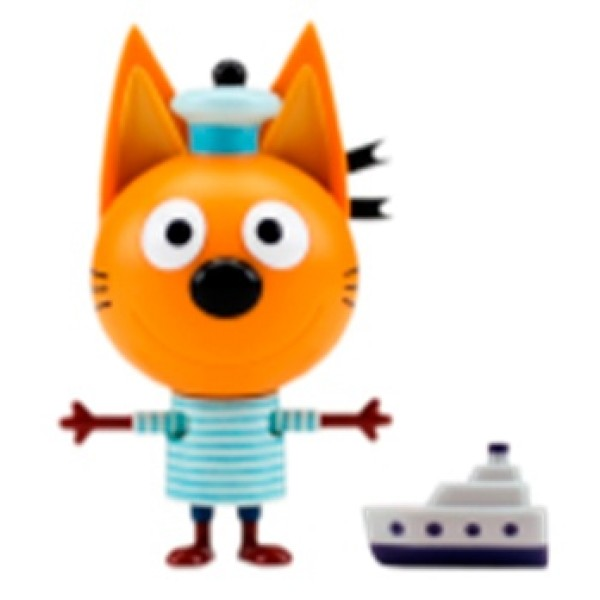Фигурка пластиковая Три кота Коржик 7,6 см. Т16176 1Toy