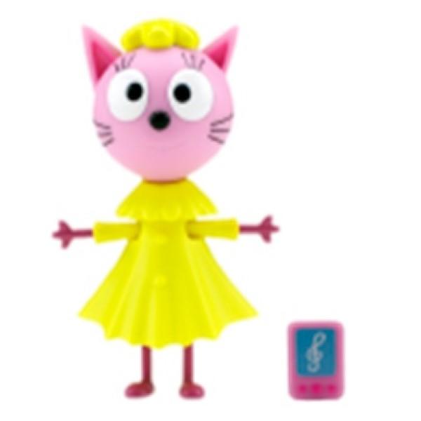 Фигурка пластиковая Три кота Лапочка 7,6 см. Т16178 1Toy