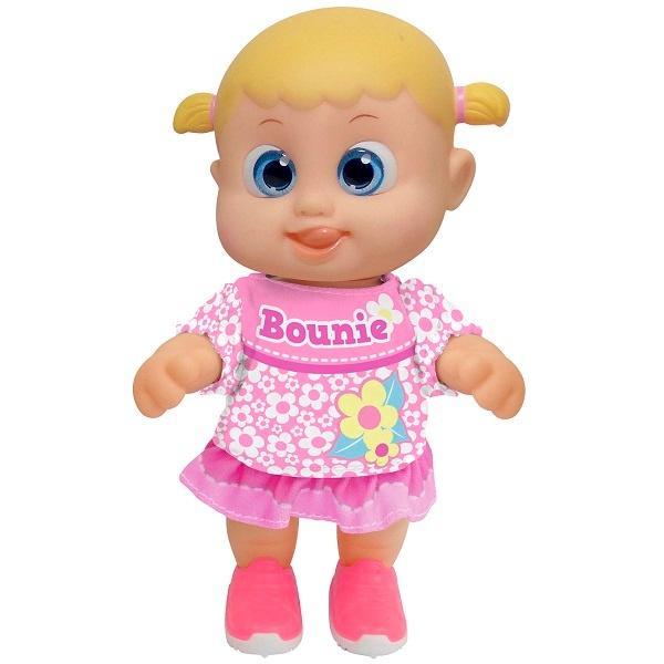 Bouncin' Babies Кукла Бони шагающая, 802001 Bouncin babies