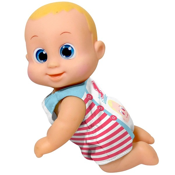 Bouncin' Babies Кукла Баниэль ползущая, 802002 Bouncin babies