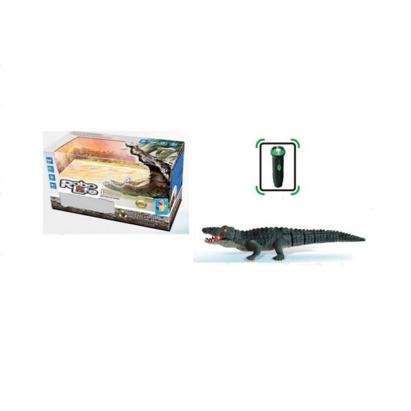 Robo Life - Крокодил на ИК-управлении Т16445 1Toy