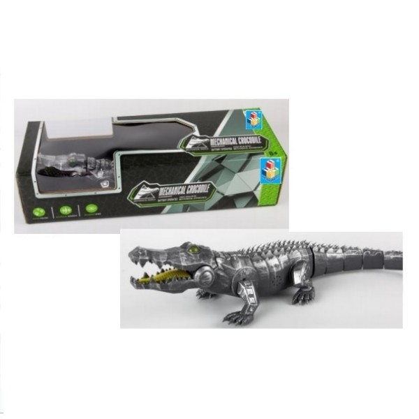 Robo Pets - Аллигатор-терминатор Т16440 1Toy