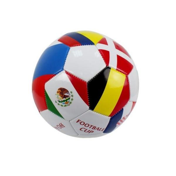 Футбольный мяч ПВХ 23 см Play off Т15101 1 Toy