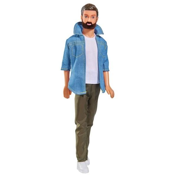 Кукла Кевин с бородой в брюках Simba 5733241029