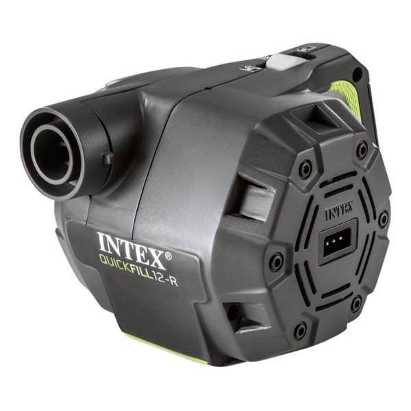 Насос электрический 220В с аккумулятором, 66642 Intex