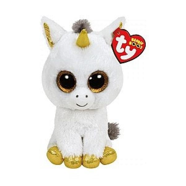 Мягкая игрушка Единорог Pegasus (Пегас) 25 см 36825 Ty Inc