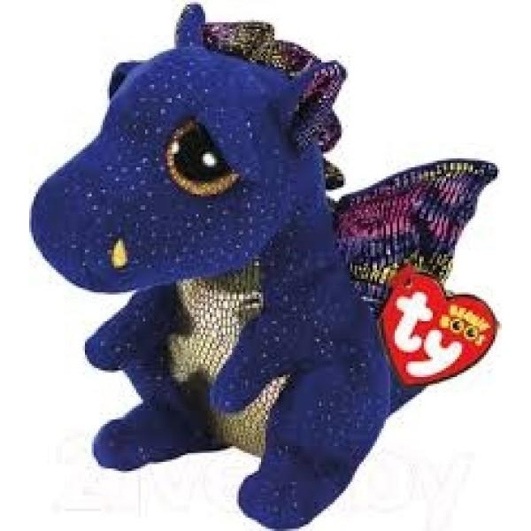 Мягкая игрушка Дракон Saffire 15 см 36879 TY
