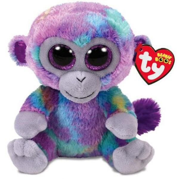 Мягкая игрушка обезьяна ZURI Beanie Boo's, 36845 Ty Inc