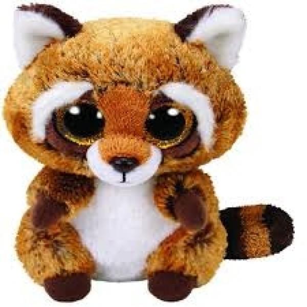 Мягкая игрушка Енот Rusty 15см 36941TY