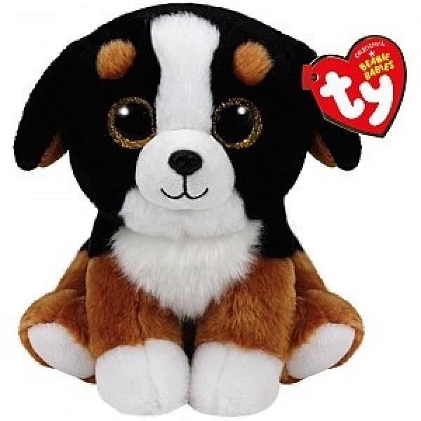 Мягкая игрушка Beanie Babies Собака Roscoe 15 см 42184 Ty Inc