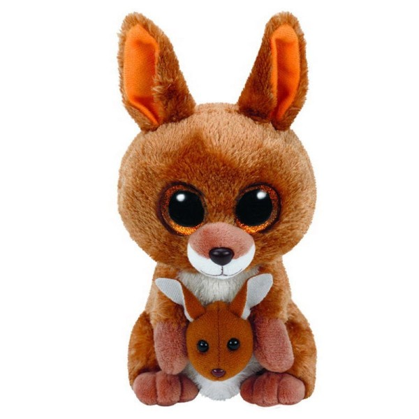 Мягкая игрушка Beanie Boo's Кенгуру Кипер 15 см 37226 TY