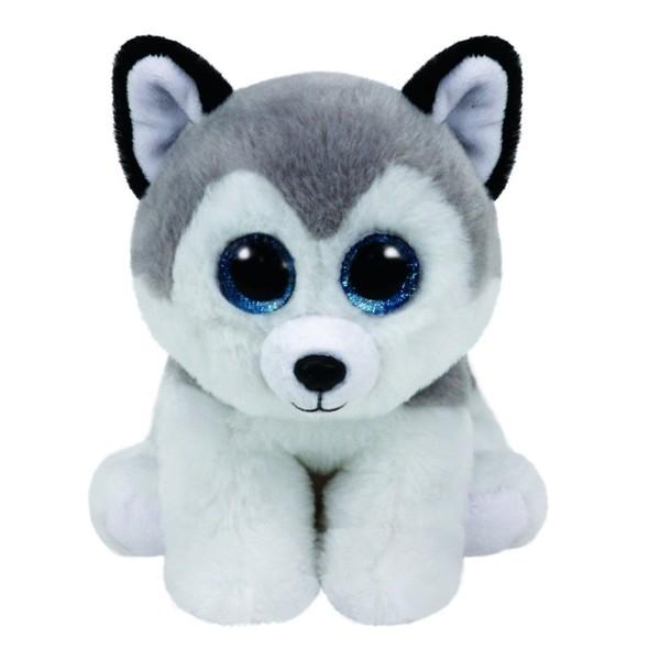 Мягкая игрушка из серии Beanie Babies Щенок Бафф 15 см 42183 TY