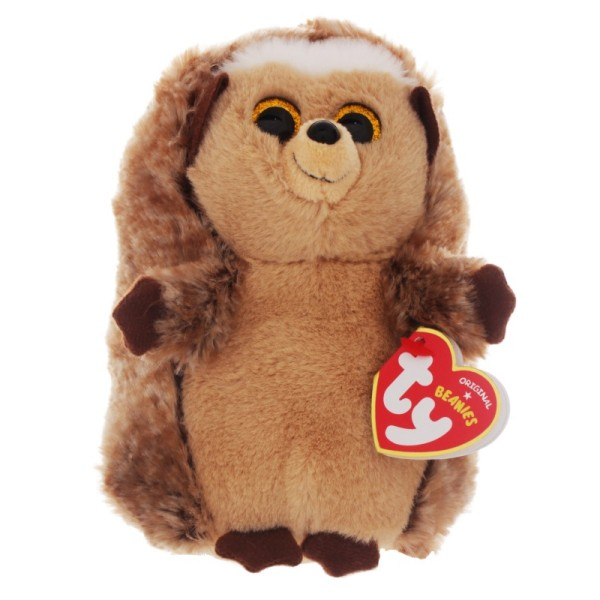 Мягкая игрушка Beanie Babies Ёжик Ida 15см 42274 TY
