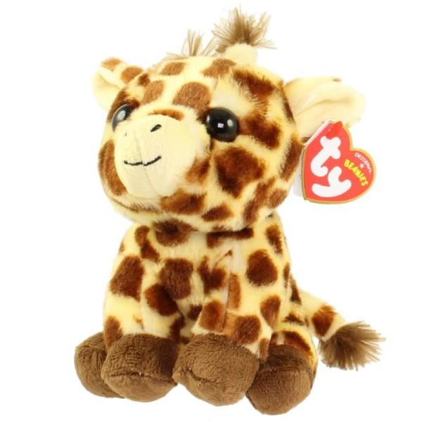 Мягкая игрушка Peaches Жираф 15 см 41199 TY