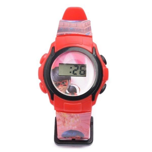 Часы наручные электронные Miraculous MIR37053 KIDS Euroswan